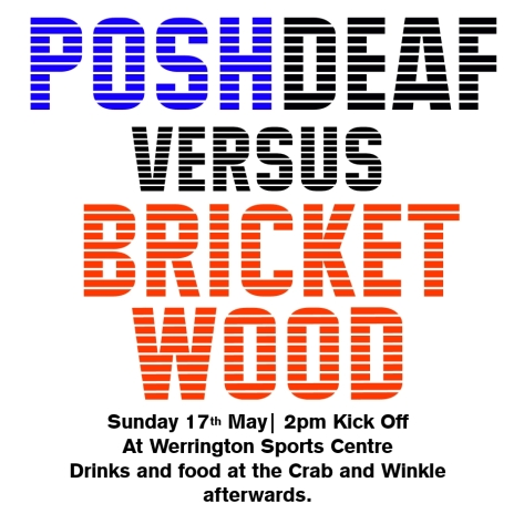 posh v bricketwood
