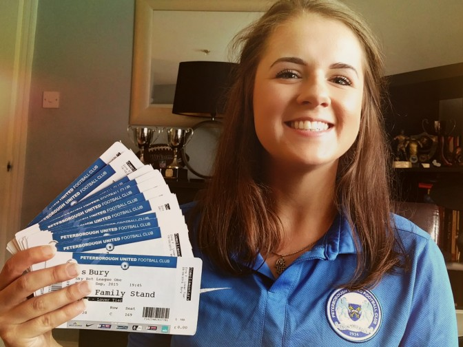 Latest round of free tickets to Posh matches for deaf kids
