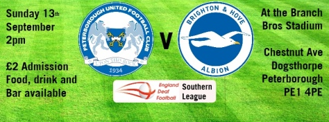 v Brighton league