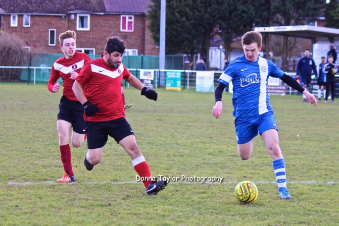 Posh Deaf 3 – 0 Charlton Athletic R.