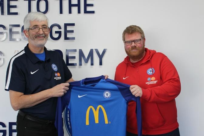 Former GB manager Phil Gardner takes reins at Posh Deaf